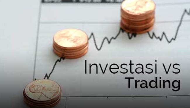 Significant Differences between Investing and Trading